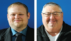 Election for mayor in Moosomin